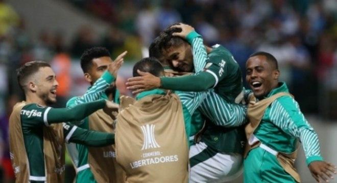 Palmeiras teve a melhor campanha na primeira fase