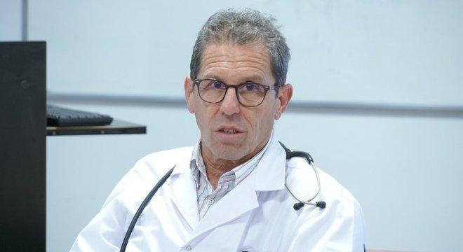 O médico Gustavo Zabert é o presidente da Associação Latino-Americana de Tórax