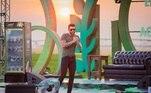 Em outubro de 2020, o cantor fez a primeira live após confirmar o fim do casamento com Andressa Suita.O sertanejo abriu a apresentação cantando as três primeiras músicas da carreira, lançadas em 2010:Inventor dos Amores, que deu nome ao primeiro álbum,Cor de OuroeRefém.Entre uma música e outra, o cantor evitou fazer comentários, mas foi inevitável fugir do assunto 'separação'. Fãs 'invadiram' o canal do YouTube dele com perguntas e comentários sobre o término da relação com Andressa