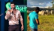 Gusttavo Lima ostenta fazenda após dizer que estava 'quebrado'