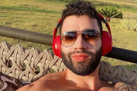 Gusttavo Lima foi ironizado pelo ex-cunhado na web