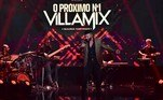 Gusttavo participou do projeto Villa Mix