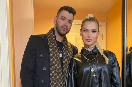 Gusttavo e Andressa eram casados desde 2015