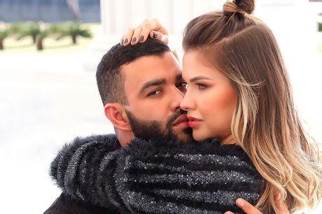 Gusttavo Lima e Andressa Suita se separaram em outubro