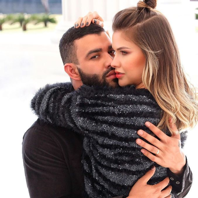 Gusttavo Lima e Andressa Suita anunciaram a separação em outubro de 2020