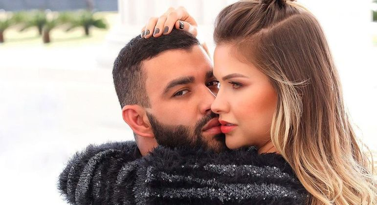 Fim do casamento entre o sertanejo e a modelo foi confirmado no dia 9 de outubro