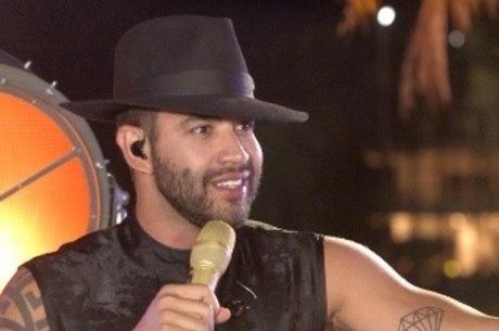 Gusttavo Lima fez live durante quarentena