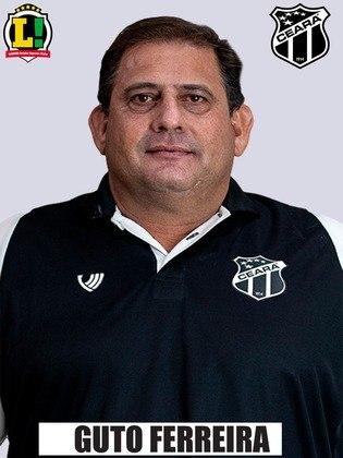 Guto Ferreira: 6,5 - A estrela do treinador brilhou e o gol que deu a vitória ao time saiu dos pés de Jael, que estava no banco e foi colocado nos minutos finais