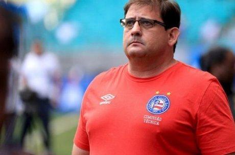 Em 2014, quando era treinador da Ponte Preta, o comandante se passou pela mesma situação