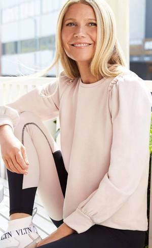 Gwyneth reclamou da pré-menopausa