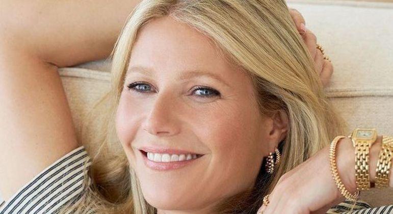 A atriz Gwyneth Paltrow recebeu críticas por indicar dieta para tratar a covid-19