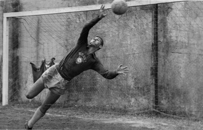 O goalkeeperApesar de ser figura única em campo, a posição de goleiro foi a última a ser criada, em 1871, depois até da figura do árbitro de futebol. O goleiro foi inspirado no rúgbi, que utliza os pés e também as mãos, sendo o único entre os 11 jogadores a ter esse privilégio