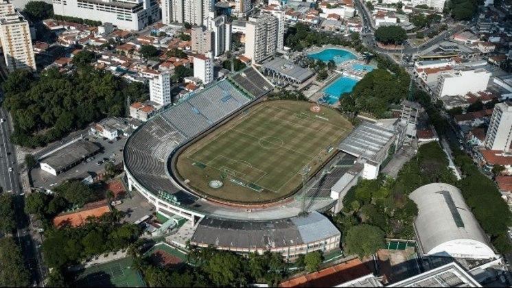Há 100 anos, o Palmeiras comprou o Parque Antarctica. De lá para cá, a casa própria ganhou o nome de Palestra Itália e, recentemente, virou o Allianz Parque. E não faltou jogo histórico: a reportagem lembra 30.