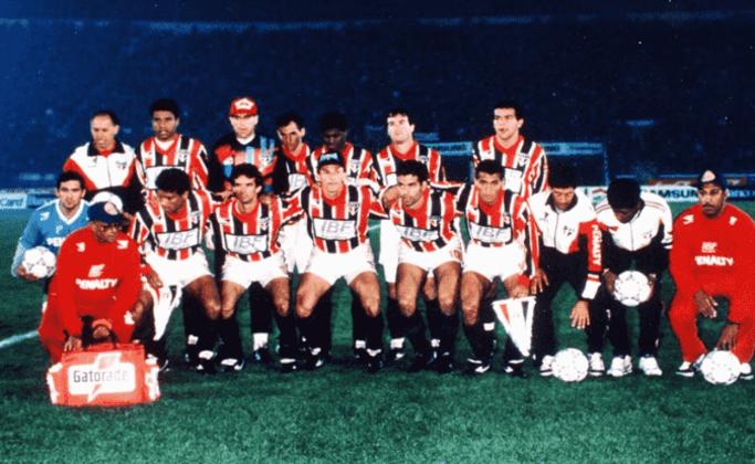 Há, ainda, mais conquistas: Supercopa da Taça Libertadores de 1993, Recopas Sulamericanas de 1993 e 94 e Copa Master Conmebol de 1996.