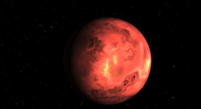 Há bilhões de anos, a Terra não era muito diferente de K2-141b