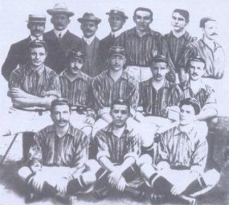 Há exatos 114 anos, no dia 13 de maios de 1906, o Fluminense aplicava a maior goleada de sua história sobre o Botafogo, na Larajeiras, com o histórico placar de 8 a 0