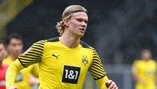 Haaland promete respeitar contrato com o Borussia Dortmund