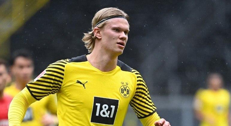 Norueguês tem contrato com o clube até 2024