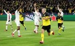 Haaland, Dortmund, PSG