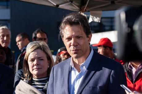 Haddad foi prefeito de São Paulo até 2016