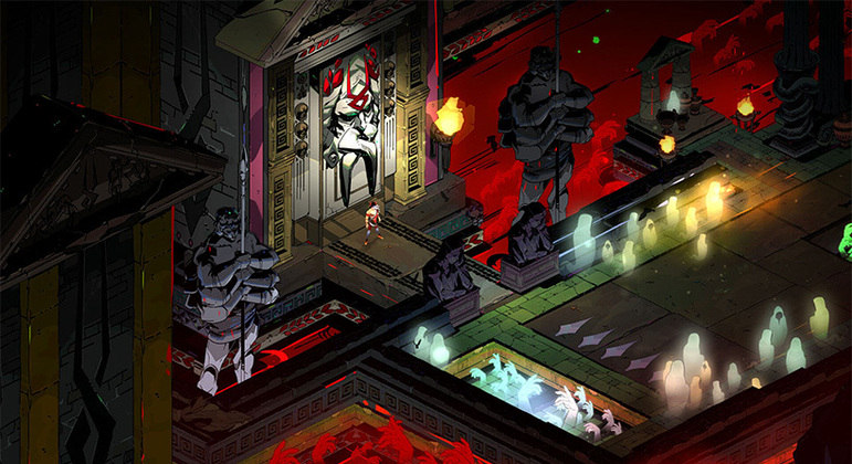 Hades pode ter versão para PS4 em breve