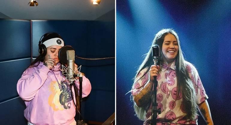 Irmã de Whindersson Nunes, Hagda Kerolayne, lança primeira música