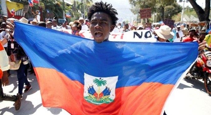 Protestos no país tiveram início no dia 7 de fevereiro