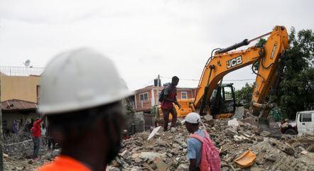Milhares de pessoas foram vítimas em novo terremoto no Haiti