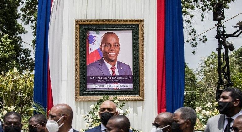 Haiti prepara o funeral do presidente assassinado Jovenel Moise