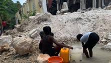 Deserto no Caribe: acesso a água no Haiti piora após terremoto
