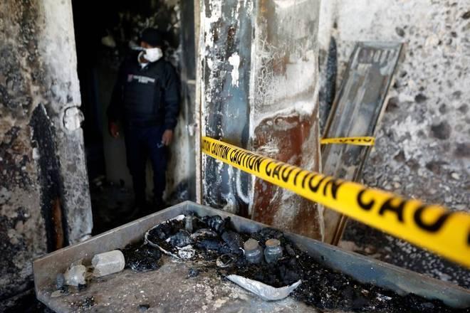 Pelo menos 15 crianças morreram em um incêndio em um orfanato em Porto Príncipe dirigido por uma congregação cristã dos Estados Unidos, disseram as autoridades nesta sexta-feira (14)
