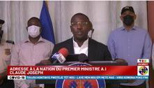 Primeiro-ministro interino declara estado de sítio no Haiti