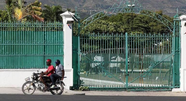 Jovenel Moise foi morto dentro da residência presidencial, em Porto Príncipe