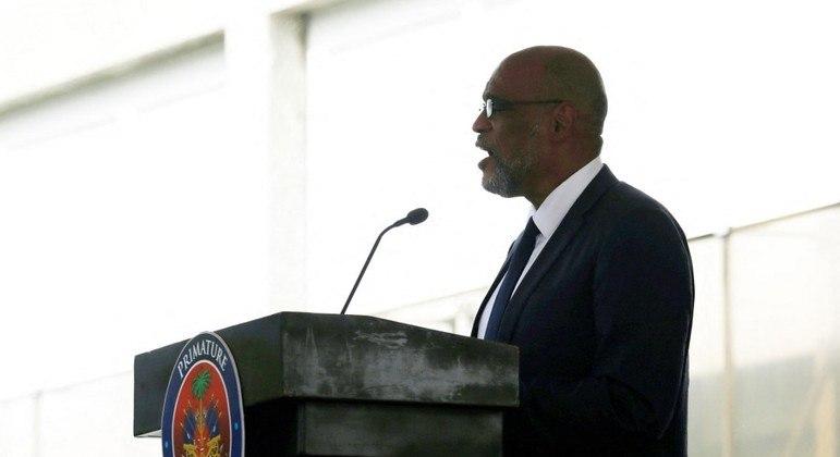 Ariel Henry foi o sétimo e último primeiro-ministro indicado pelo presidente Jovenel Moise