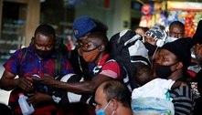 Centenas de haitianos vão ao norte da Colômbia em rota humanitária