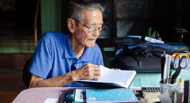 Hajime Yamad chegou à região com a primeira leva de imigrantes japoneses, em 1929, aos 16 anos