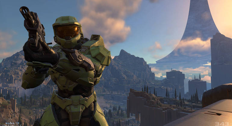 Você está pronto para Halo Infinite?