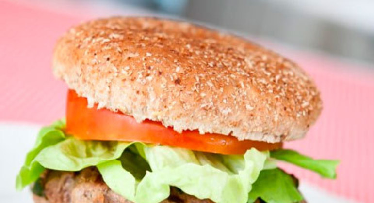 Hambúrguer Funcional