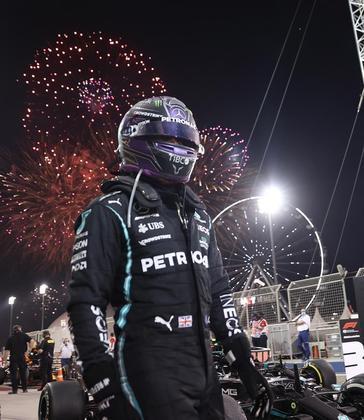 PontosO piloto mais vitorioso da categoria também é também o que mais pontuou, com3.872 pontos. Em segundo lugar está Vettel com3.018
