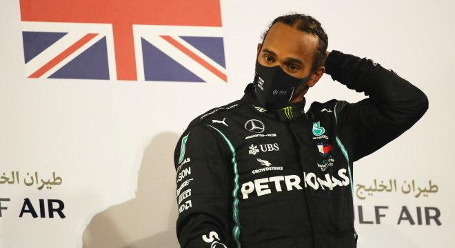 Hamilton: 'é triste saber que há um jovem no corredor da morte'
