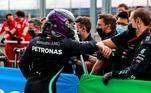 Hamilton, Lewis Hamilton, Fórmula 1