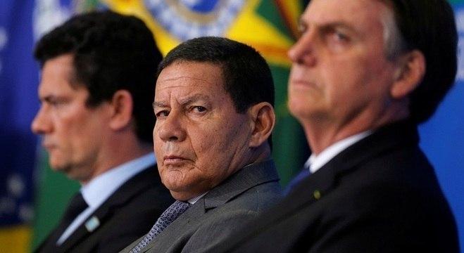 Moeda única foi tema em visita de Bolsonaro à Argentina