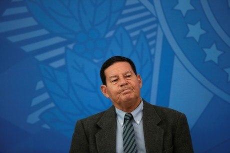 Mourão é presidente do Conselho da Amazônia