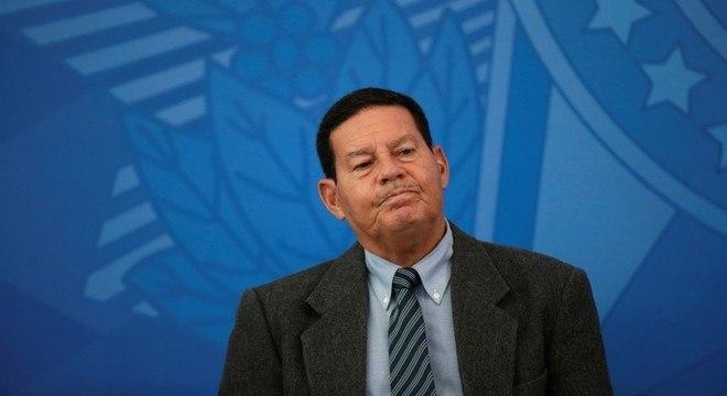Mourão diz que Pantanal deve ser competência do Ministério do Meio Ambiente