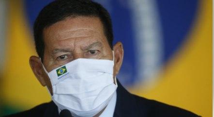 Mourão espera mais transparência na eleição