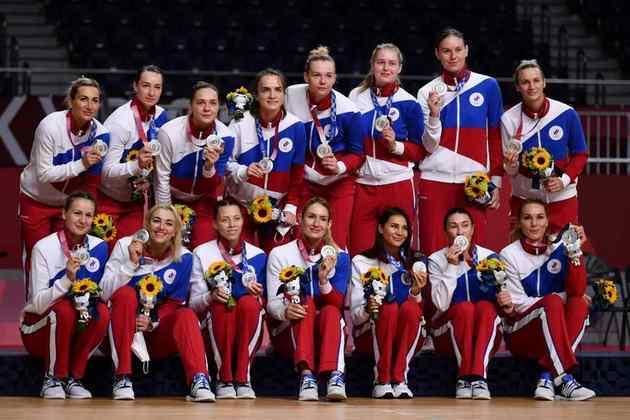 HANDEBOL - A Rússia ficou com a medalha de prata. Em 2016, as russas venceram a disputa pelo ouro contra a França.