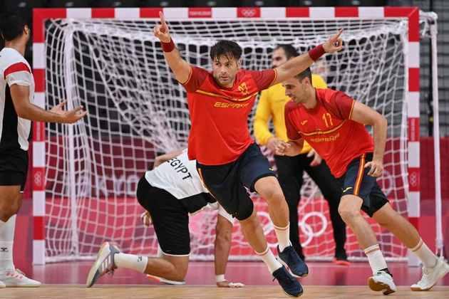 HANDEBOL MASCULINO - Já a Espanha derrotou o Egito por 33 a 31 e ficou com a medalha de bronze.