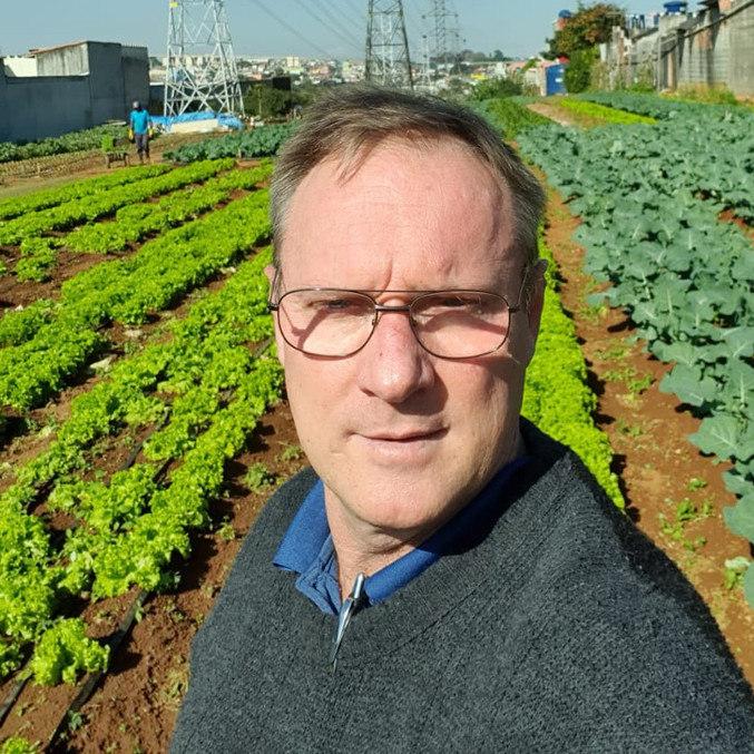 Hans Dieter Temp criou a ONG Cidades Sem Fome
