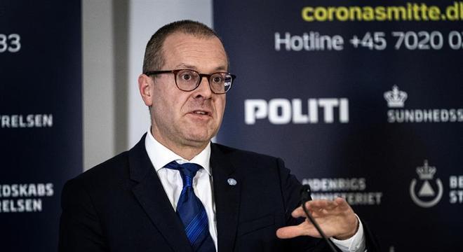 Hans Kluge, diretor regional da OMS para a Europa