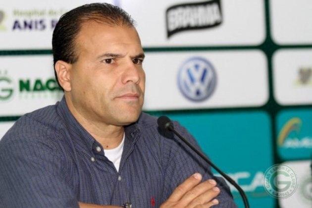 Harlei - Ídolo do Goiás, o ex-goleiro atuou por 15 anos no Esmeraldino. Ele trabalhou como dirigente do clube goiano até março de 2017, quando pediu para ser afastado por tempo indeterminado por motivos pessoais